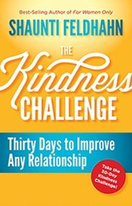 Kindness-Challenge: by Shaunti Feldhahn